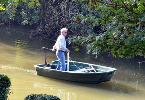 Heyland Sturdy 320 Rowing Boat9