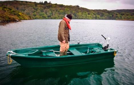 Heyland Sturdy 400 Rowing Boat14