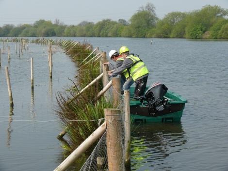 Heyland Sturdy 400 Rowing Boat18