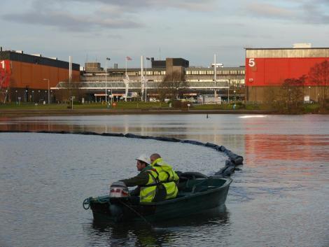 Heyland Sturdy 400 Rowing Boat19