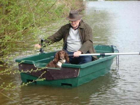 Heyland Sturdy Pond Boat
