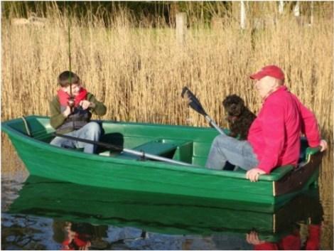 Heyland Sturdy River Boat