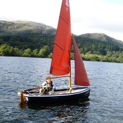 Heyland Swallow Sailing Boat2