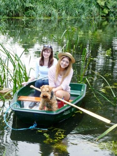 Heyland Tadpole Pond Boat6