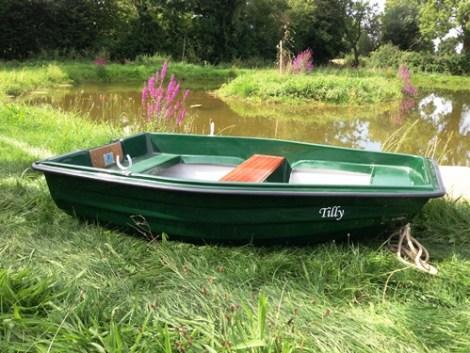Heyland Tadpole Pond Boat9