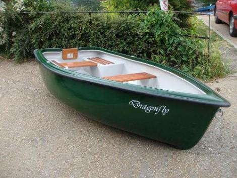 Heyland Toad Rowing Boat3