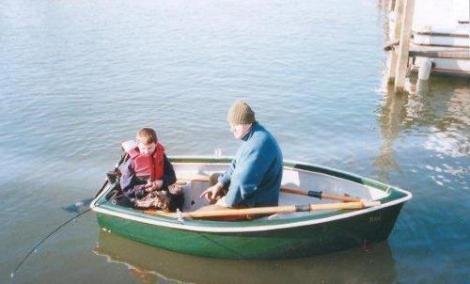 Heyland Toad Rowing Boat4