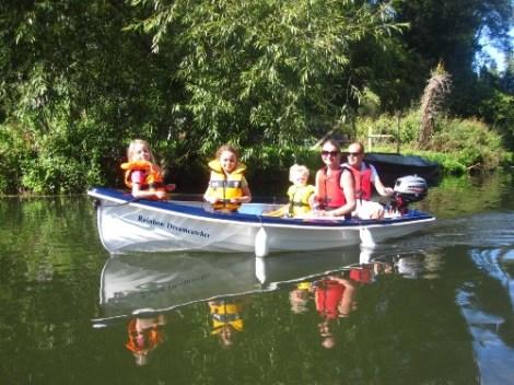 Heyland Trout Lake Boat12