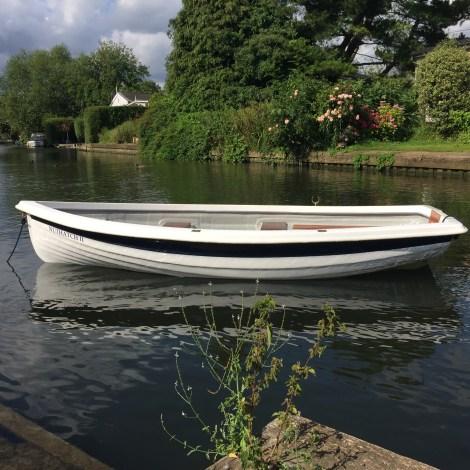 Heyland Trout Lake Boat21
