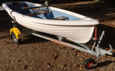 Heyland Boats Combi Trailers and Trolleys4