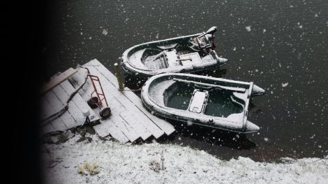 Heyland Sturdy Maintenance Boat26