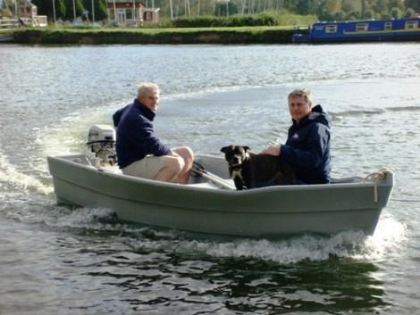 Heyland Kingfisher 380 Hire Boat1