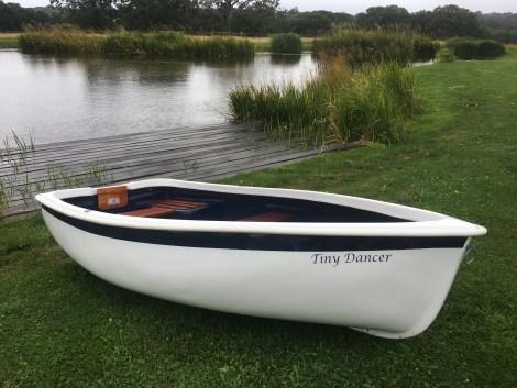 Heyland Toad Rowing Boat28