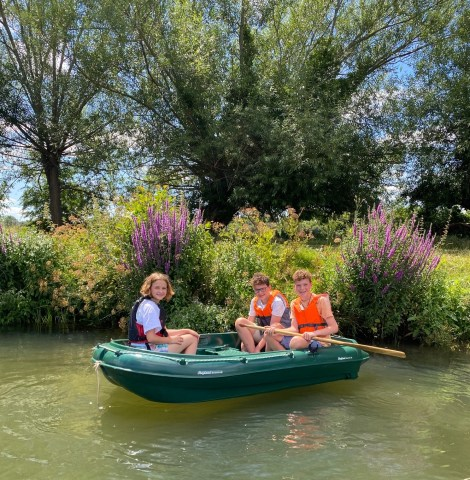 Heyland Neptune 250 Rowing Boat27