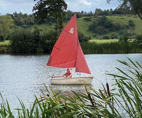 Heyland Swift Sailing Boat8