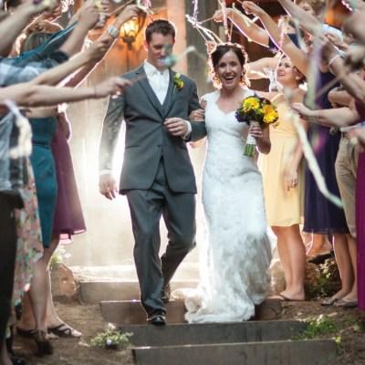 Fabric Wedding Streamers