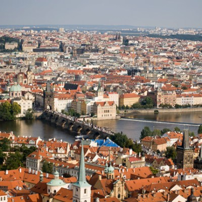 Honeymoon Travelogue – Potsdam, Wittenberg, and Prague