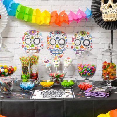 Dia de los Muertos Candy Bar