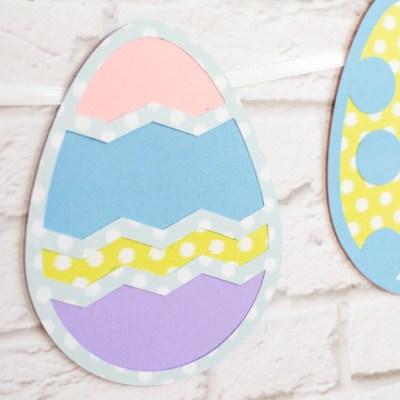 Easter Egg Cut Files