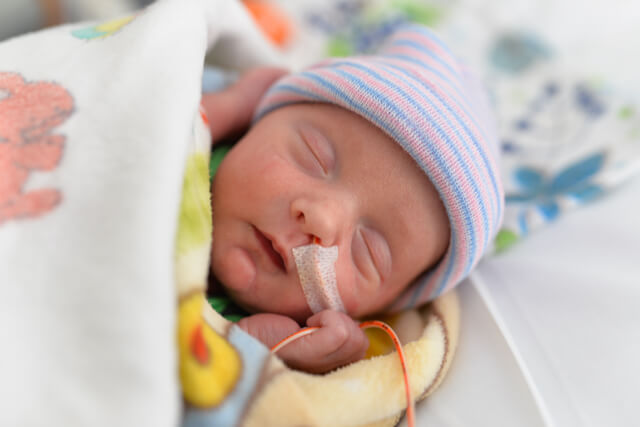 Having a baby in the NICU is one of the hardest things a parent will ever have to do. My husband and I spent a lot of time being thankful for the silver linings of being in the NICU. We hope they will bring encouragement to other parents who are going through the same thing.