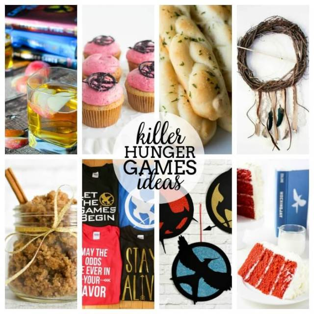 Check out these Killer Hunger Games Ideas!
