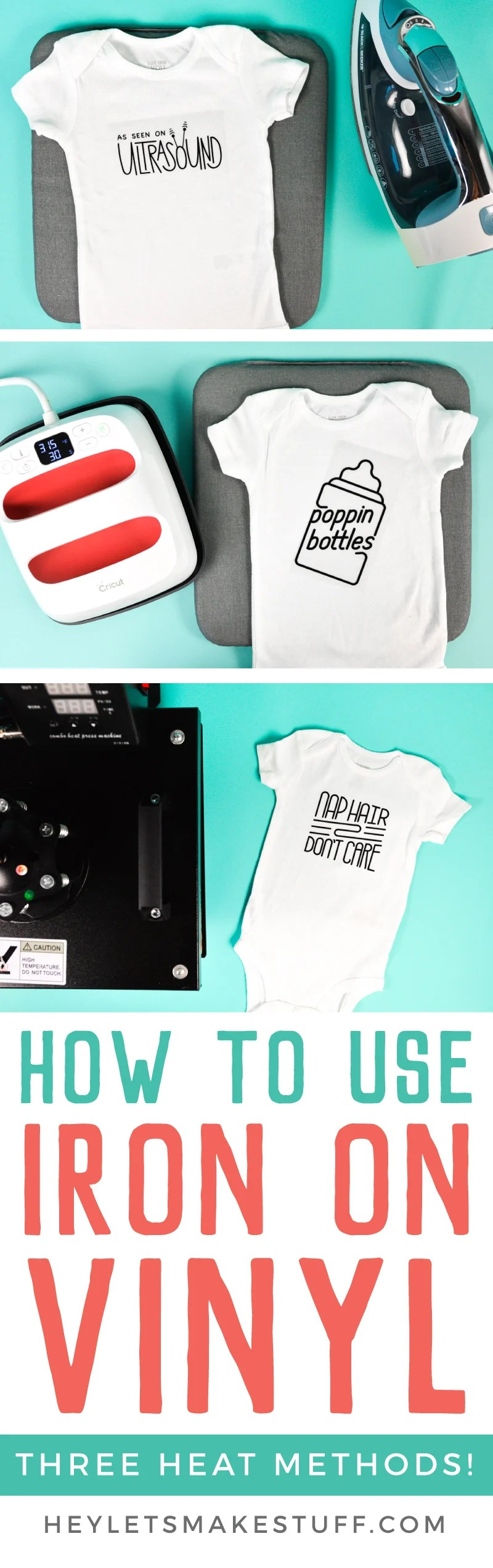 picture regarding How to Use Printable Htv known as How in direction of Seek the services of Cricut Iron Upon Vinyl - Hey, Makes it possible for Produce Things