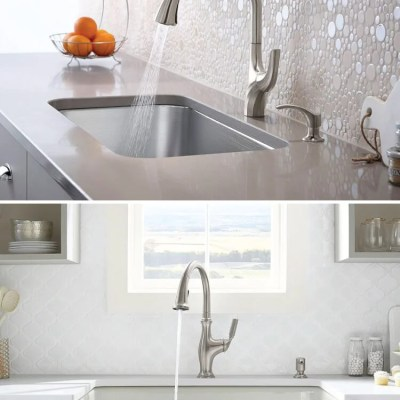 Kitchen Renovation – Kohler Faucet Ideas