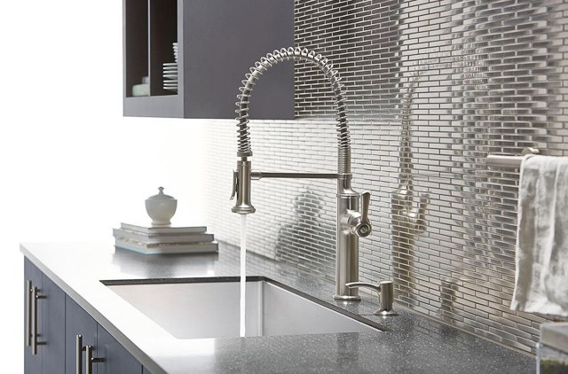 kohler kitchen faucet cabinets newark nj renovation ideas hey let s make stuff thanks to we re planning our and today i m