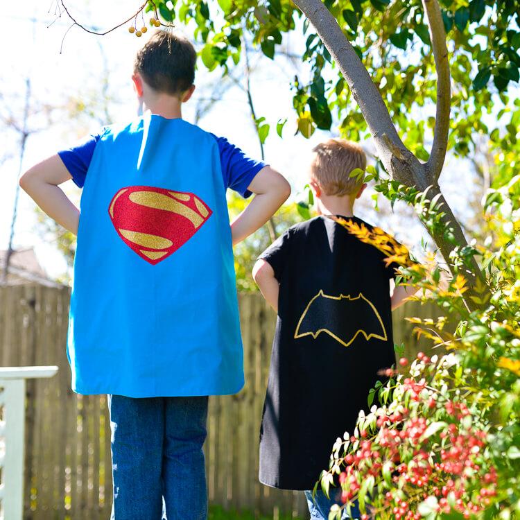 Batman v Superman Capes