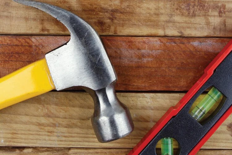 Tools every woman needs in her toolbox: get rid of the cheap pink set of tools and get yourself some tools that WORK. Here are my top ten tools every woman should have in her tool chest, plus a few more that I particularly love and use all the time!