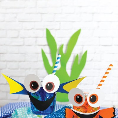Dory and Nemo Party Cups