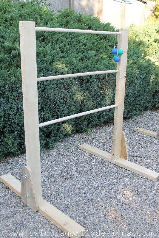 outdoor wedding games - ladder golf