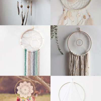 DIY Dreamcatcher Tutorials