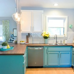 Budget Kitchen Cabinets Honest Reviews Bright And Happy Diy Renovation On A Hey Let S We Totally Transformed Our Dated 1980 With Painted New Lighting