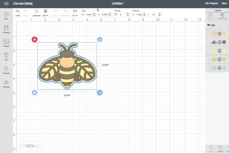 Cricut recently released the beta version of it's new Cricut Design Space V3! Here are some of the best changes in the new version and why you'll love it even more.