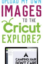 If you want to upload images to the Cricut Design Space that you've designed yourself, it couldn't be easier! Here's how to upload both basic and vector files.