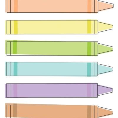 Crayon Clip Art – Free Download