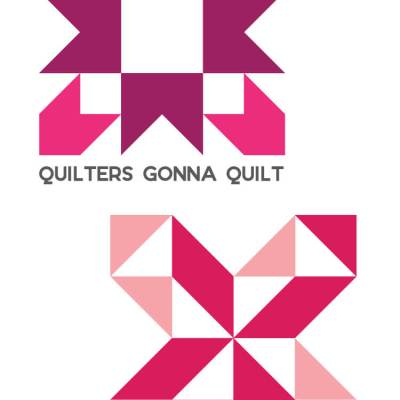 Quilters Gonna Quilt Cut Files