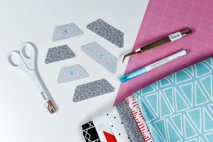 Learn how to cut fabric on the Cricut Maker