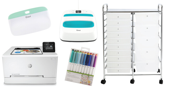If you're looking for the gift ideas for the Cricut fan in your life