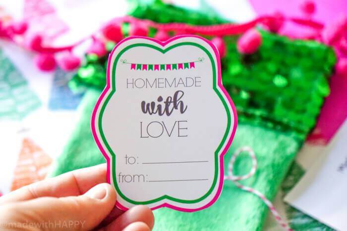 Add some personality to your Christmas gift wrap this year with these amazing free printable gift tags! So many gift tags to help you make your presents a little more merry.