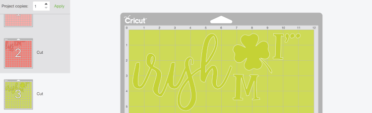 Why would you need to use attach in Cricut Design Space? Here's everything you need to know about the attach tool, as well as sample images to show the results of attaching shapes and images together.