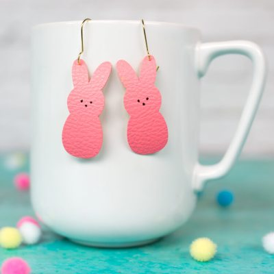 Peeps Easter Earrings