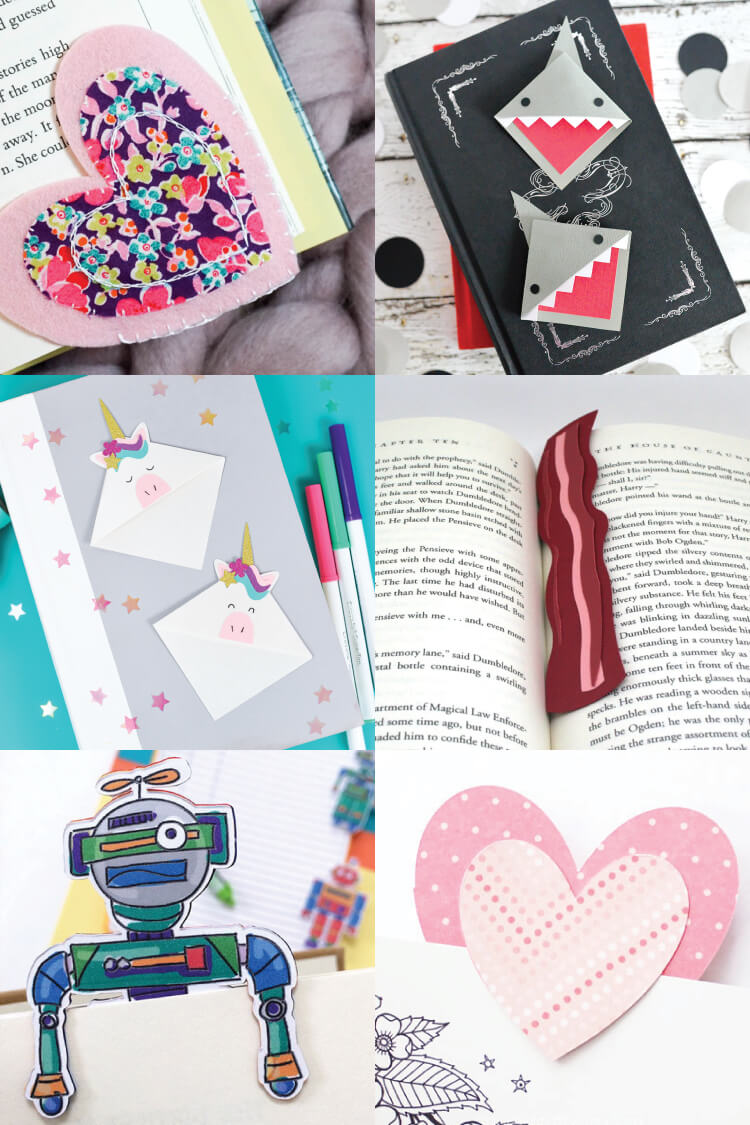 Cricut Bookmark Tutorials | Easy Beginner Cricut Projects & More