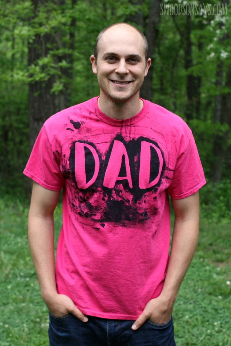 Dad Shirt - Swoodson Says