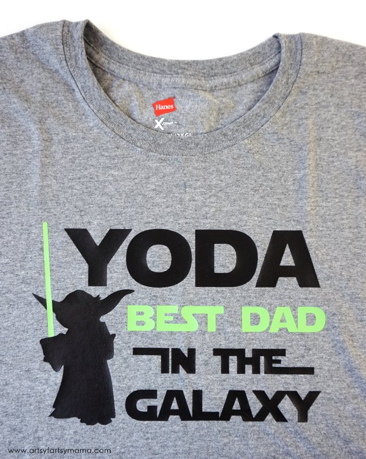 Yoda T-Shirt - Artsy Fartsy Mama