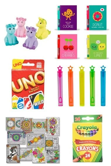 If your kid has ever received a whistle, a bunch of little sticky hands, or, God-forbid, a goldfish, you know that goody bags can easily go wrong! Instead, here are some birthday party favors parents won't hate.
