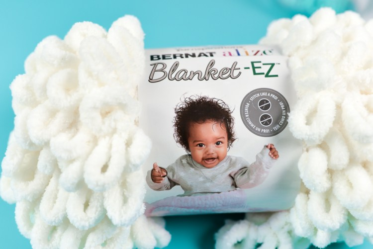 Bernat Alize EZ-Blanket Yarn