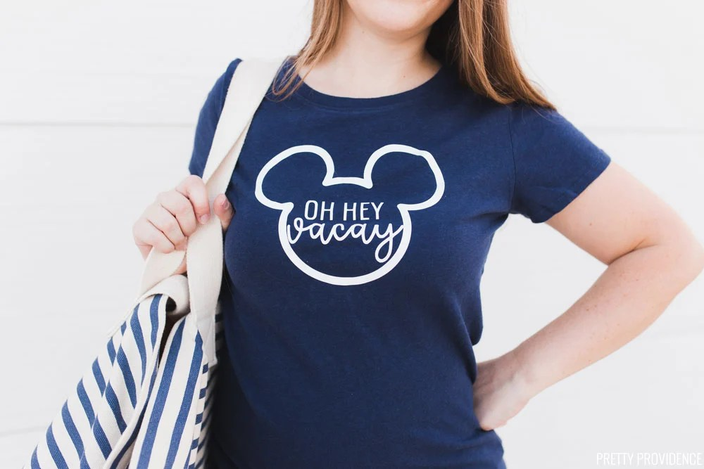 DIY T-Shirts For A Disney Cruise from prettyprovidence.com