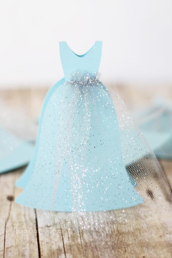 Disney Frozen Birthday Invitation from laurascraftylife.com